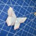 origami butterfly bookmark